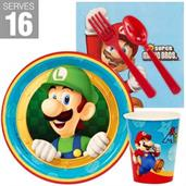 Super Mario Party Snack Party Pack For 16