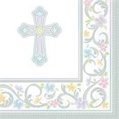 Blessed Day Beverage Napkin (36)