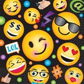 LOL Smiley Lunch Napkins (16)