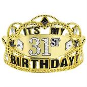 Sparkling Celebration Add-any-Age Tiara