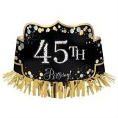 Sparkling Celebration Add-any-Age Crown