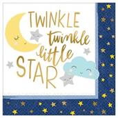 Twinkle Little Star Lunch Napkin (16)