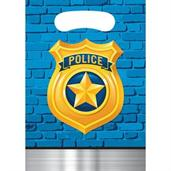 Police Party Treat Bag (8)
