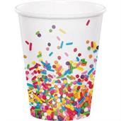 Sprinkles Hot/Cold 9oz Cup (8)