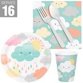 Sunshine Baby Showers Snack Pack for 16
