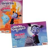 Vampirina Pals Giant Coloring and Activity Book (1)