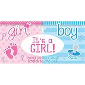 Gender Reveal Lotto Tickets- It's a Girl (12)