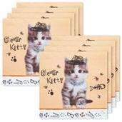 Rachael Hale Cats Rule Lunch Napkins (60)
