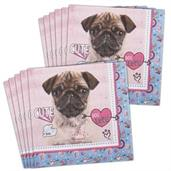 Rachael Hale Dog Love Lunch Napkins (60)
