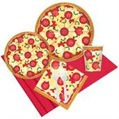 Pizza Party Party Supplies & Decorations