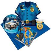 Police Party Party Pack For 8