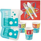 Science Party Snack Pack For 16