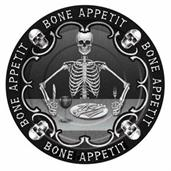 Skeleton Tableware