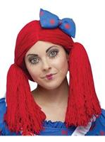 Classic Raggedy Ann and Andy Hats, Wigs & Masks