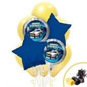 Police Party Balloon Bouquet