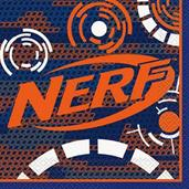 Nerf Party! Lunch Napkin (16)
