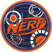 "8 Nerf Party! 9"" Lunch Plate (8)"