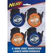 4 Nerf Party! Disc Shooters (4)