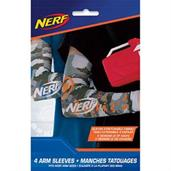 4 Nerf Party! Arm Sleeve Favors (4)