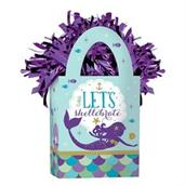 Mermaid Wishes Mini Tote Balloon Weight (1)