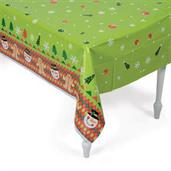 Ugly Sweater Plastic Tablecover