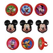 Mickey & the Roadster Racers Fun Together Cupcake Ring - 12pc pkg
