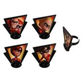 Incredibles 2 - Dynamic Family Cupcake Ring - 12pc pkg