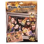 60th Birthday Photo Booth Accessories