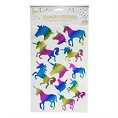 Rainbow Unicorn Stickers