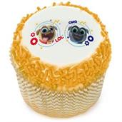 Puppy Dog Pals Edible Cupcake Topper (12 Images)
