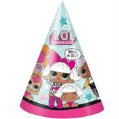 LOL Surprise Party Hats (8)