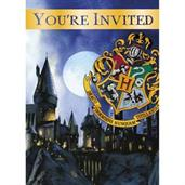 Harry Potter Invite (8)