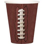 Football 9oz Cups