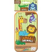 Sticker Activity Kit - Jungle Animals