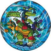 Teenage Mutant Ninja Turtles 9 Lunch Plate (8)