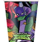 Teenage Mutant Ninja Turtles 9 oz. Cup (8)