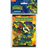 Teenage Mutant Ninja Turtles Invite (8)
