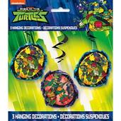 Teenage Mutant Ninja Turtles Hanging Swirls (3)