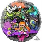 32 Splatoon Jmb - Pkg Foil Balloon