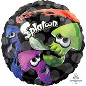 Hx Splatoon - Pkg Foil Balloon