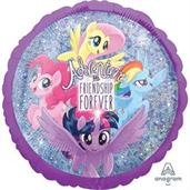18 Mlp Friendship Adventure-Pkg Foil Balloon