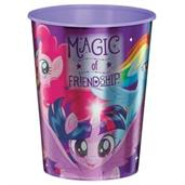 MLP Friendship Adventures 16 Oz. Plastic Favor Cup (1)