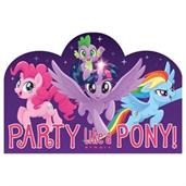 MLP Friendship Adventures Postcard Invite (8)