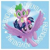 MLP Friendship Adventures Beverage Napkins (16)