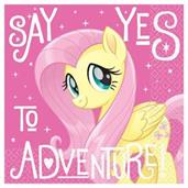 MLP Friendship Adventures Lunch Napkins (16)
