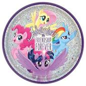 MLP Friendship Adventures 9 Prismatic Lunch Plate (8)