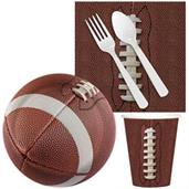 Football Party Snack Pack 16
