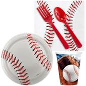 Baseball Party Snack Pack for 16