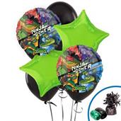 Rise of the Teenage Mutant Ninja Turtles Balloon B