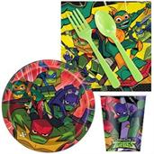 Rise of the Teenage Mutant Ninja Turtles Snack Pac